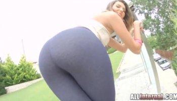 cute girl fucking video