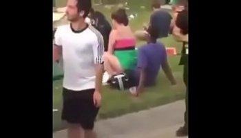 caught in public porn