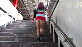 chicas manoseadas en el metro