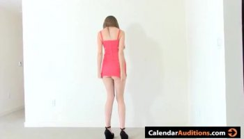 Chick performs a gentle footjob mixed with tugjob