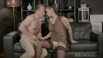 Hot gal licks on studs long dick zealously