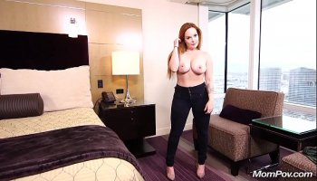 natural tits redhead is a true freak mompov