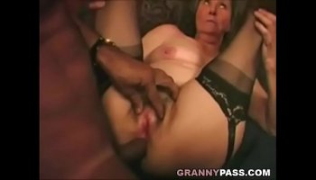 old granny anal porn