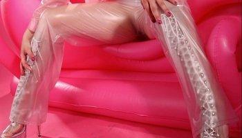 sex in plastic pants
