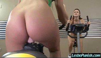 girl riding a dildo