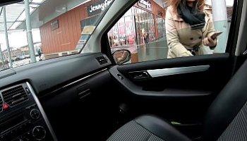 sex in a car video