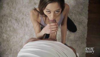 women in self bondage