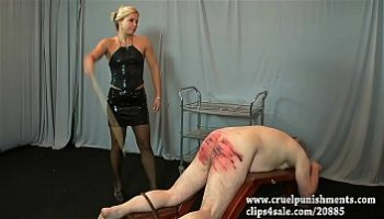 cruel and unusual femdom