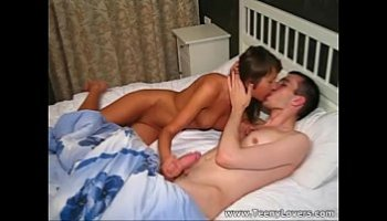 hot sex on bed