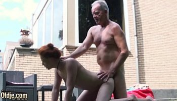 young and old sex videos
