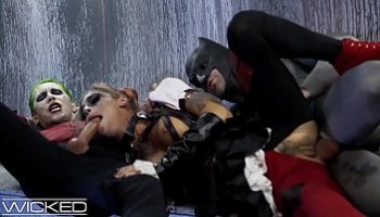 harley quinn getting fucked