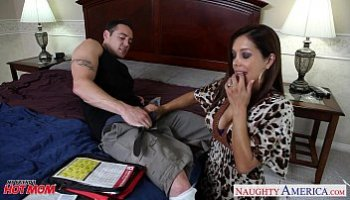 naughty america step mom