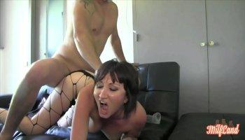 having sex in a public bathroom