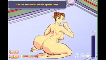 street fighter chun li porn